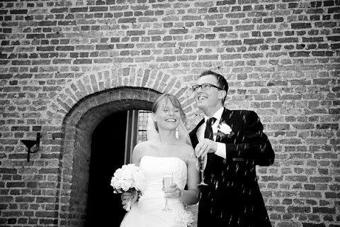 riskast brudepar