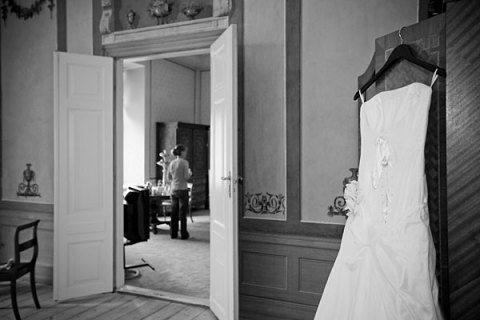 brudekjole foto