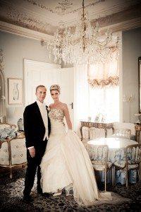 bryllupsfoto hvedholm slot