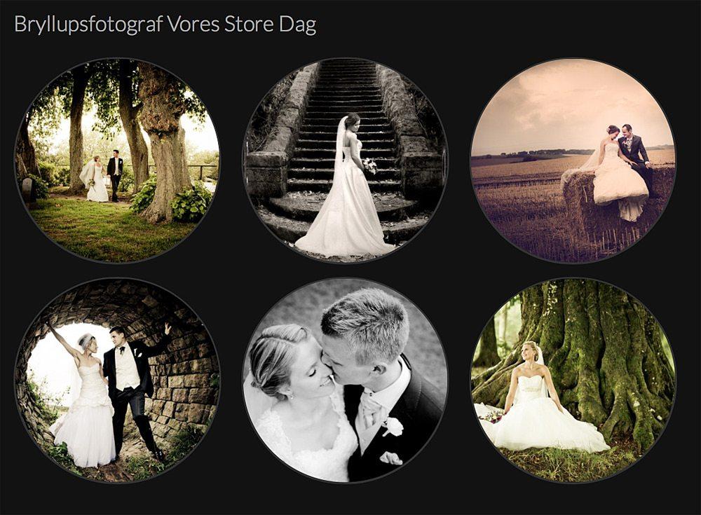 galleri-med-bryllupsbilleder