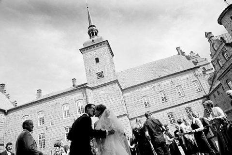 lykønskningen brudepar