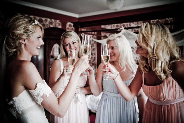 Bryllupsfotograf på Dragsholm slot
