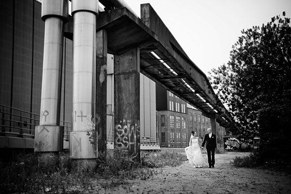 bryllupsbilleder og teamwork
