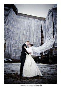 bryllupfotograf fanø