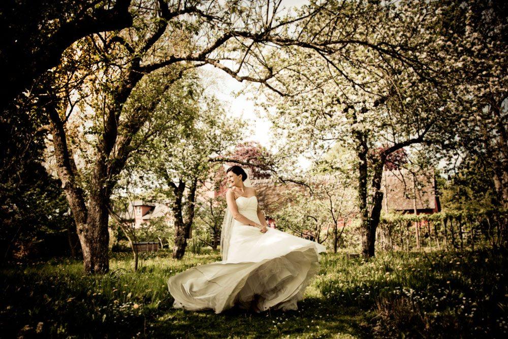 Bryllupsfotografering Danmark