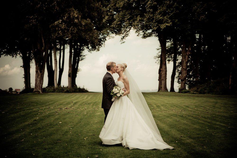 Bryllup Christiansfeld