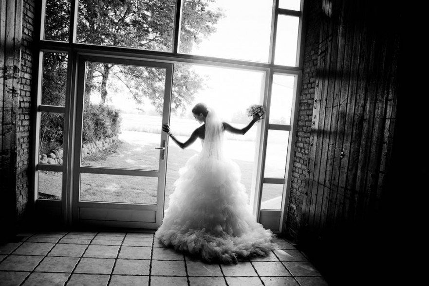 Bryllupsfotograf I DK