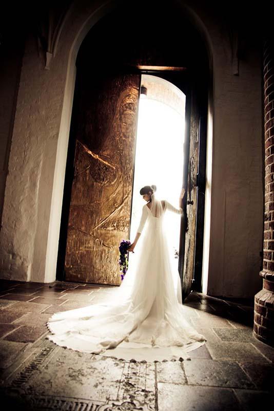 prisvindende bryllupsfoto
