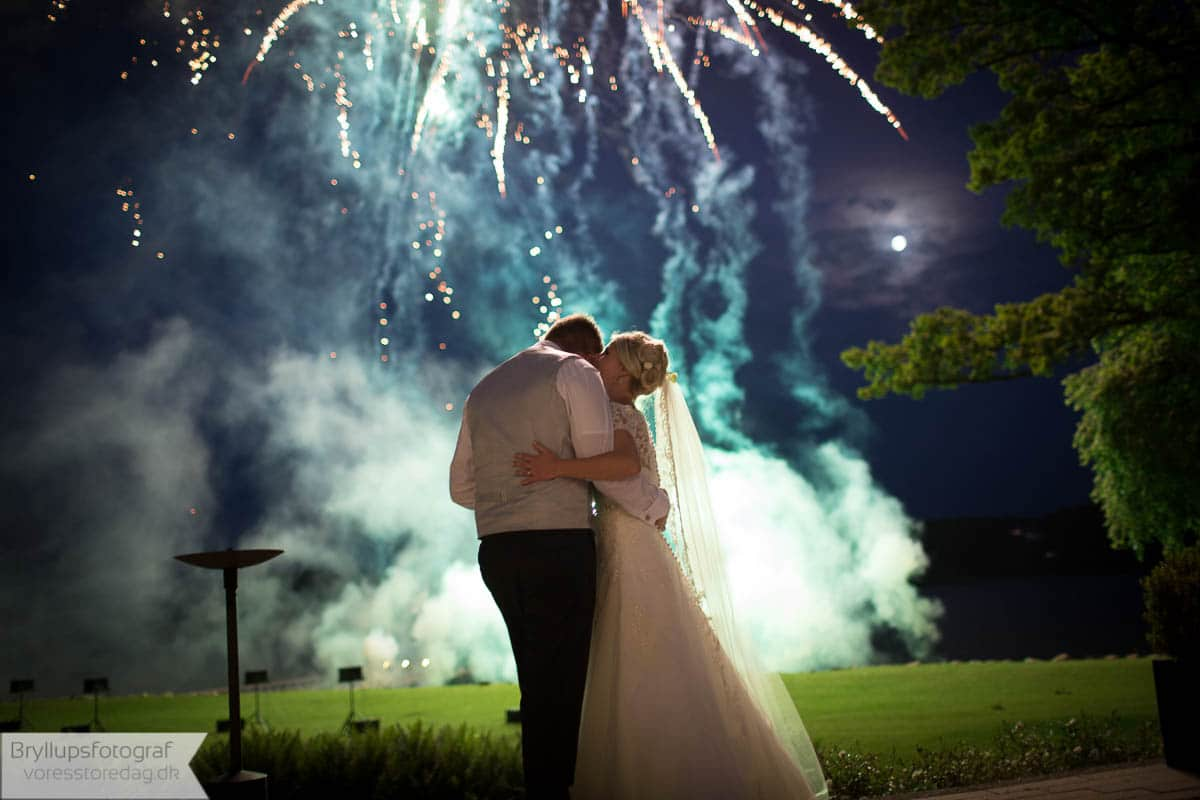Bryllup i Lemvig