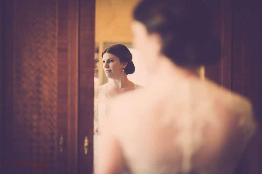 Bryllup i Struer i Jylland