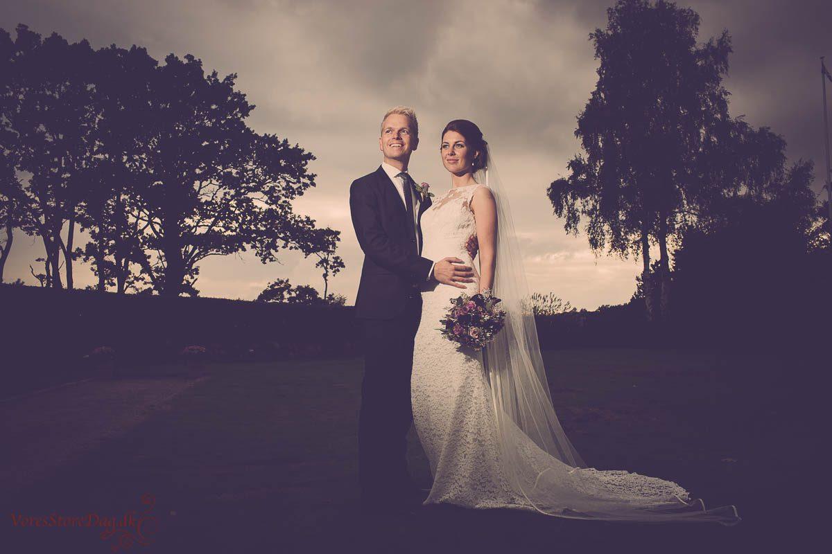 Bryllup Tarpgaard i Vedersø