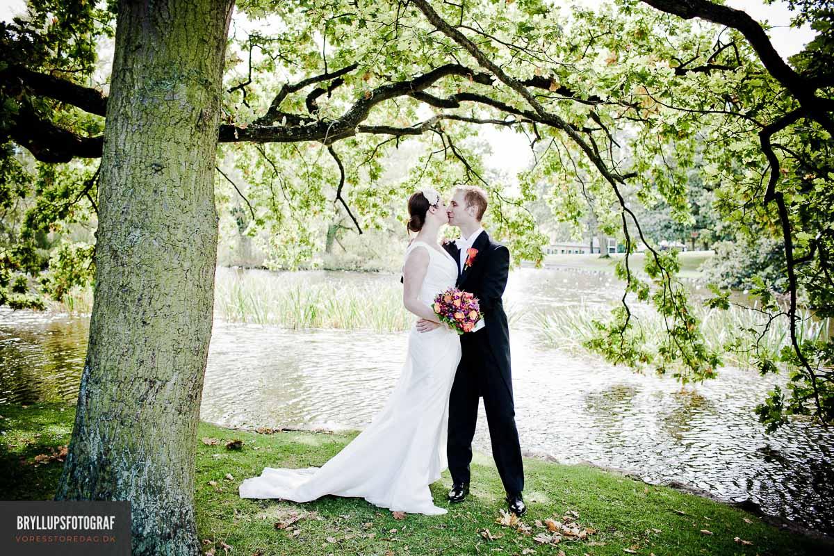 Bryllupsfest Comwell Sorø